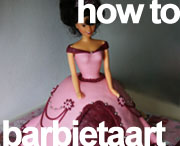howto barbietaart