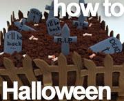 howto halloweentaart