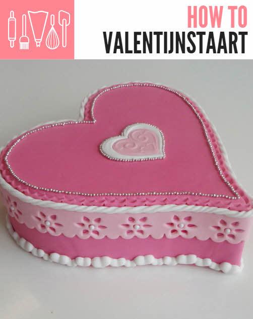 Onwijs How To: Een valentijnsdagtaart maken in de vorm van een hart MQ-11